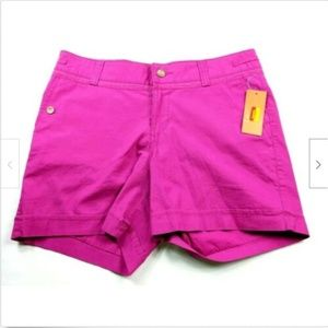 NWT Sonoma Women's Modern Fit Shorts Size 10 Pink